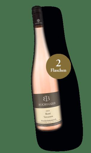 Weingut Buchegger Rosé Terrassen 2018