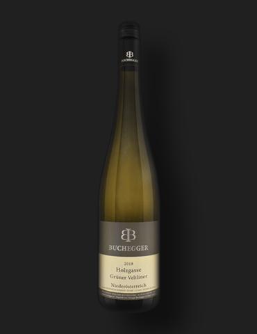 Weingut Buchegger Grüner Veltliner Holzgasse 2018