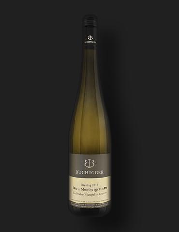 Weingut Buchegger Riesling Moosburgerin 2017