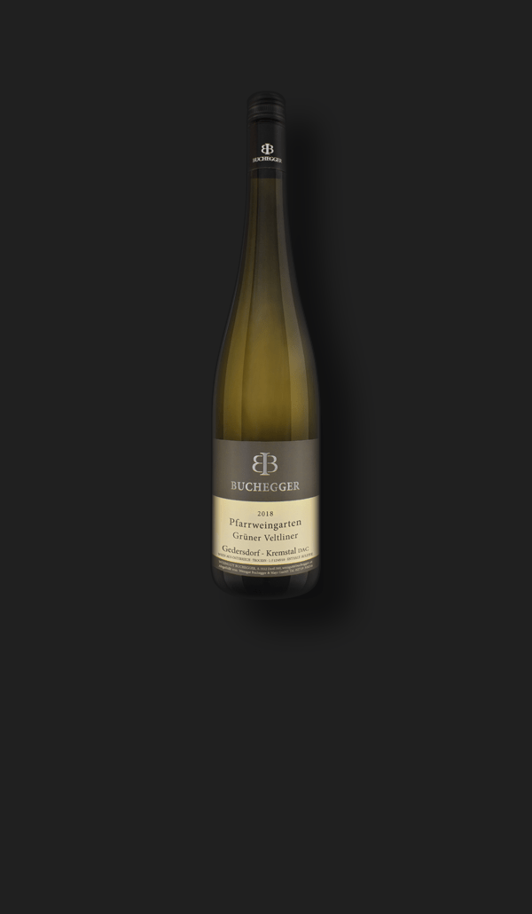 Weingut Buchegger Grüner Veltliner Pfarrweingarten 2018