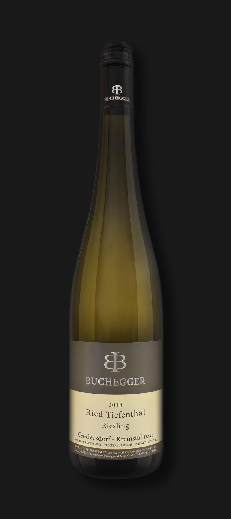 Weingut Buchegger Riesling Tiefenthal 2018