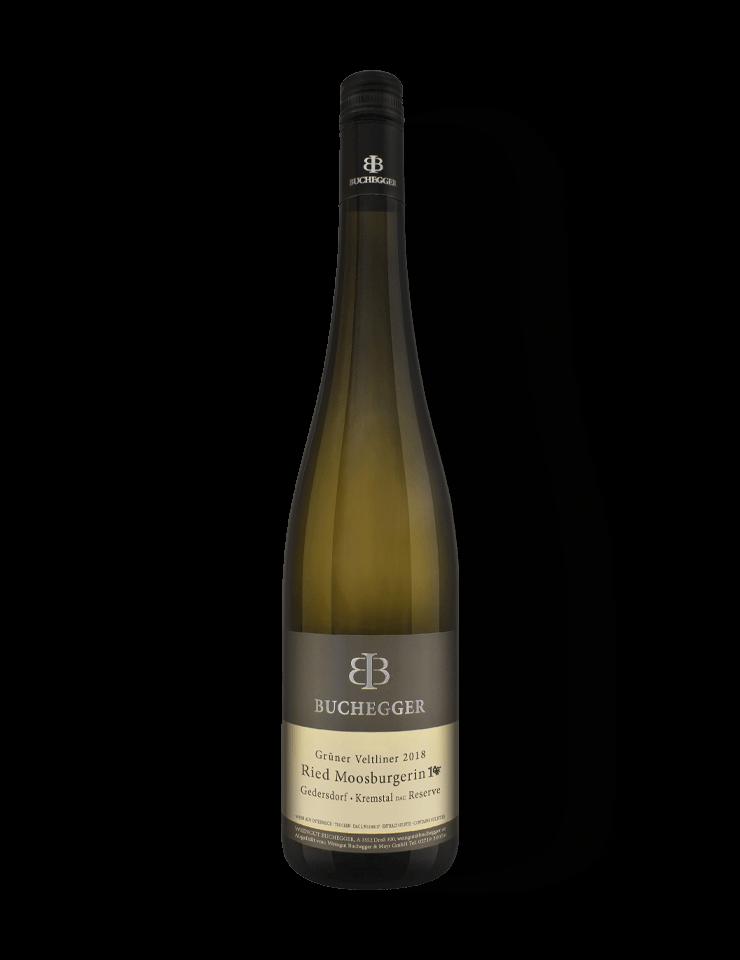 Weingut Buchegger Grüner Veltliner Moosburgerin 2018