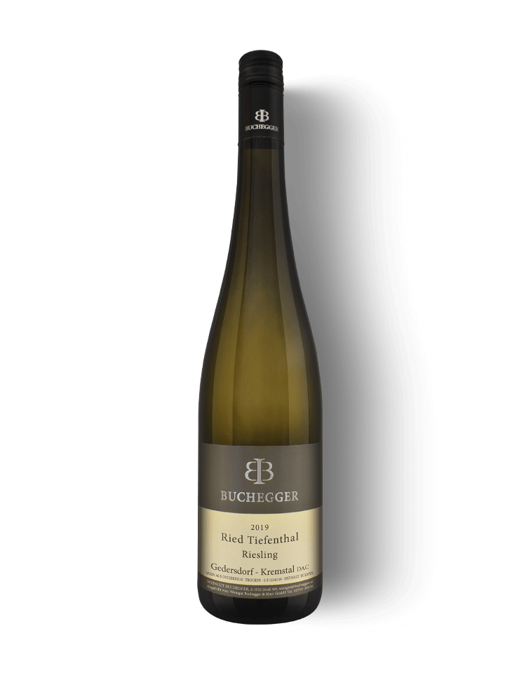 Buchegger Riesling Tiefenthal 2019