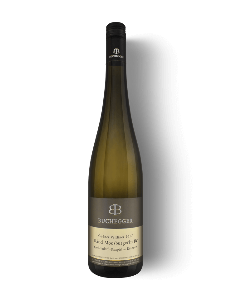 Weingut Buchegger Grüner Veltliner Moosburgerin 2017