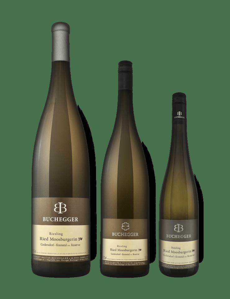 Weingut Buchegger Riesling Moosburgerin 2019